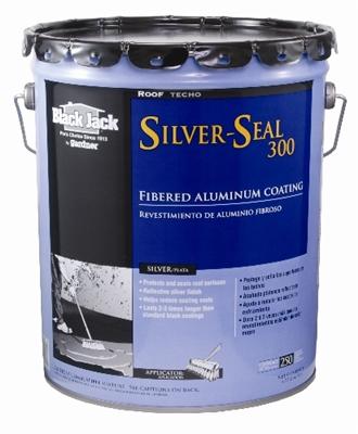 Shop Silver Seal Aluminum Roof Coating 4 75 Gal At Mccoy S