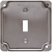 "4"" Square Toggle Cover"