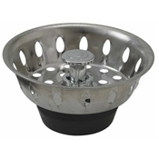 Replacement Adjustable Post Stainless Steel Strainer Basket