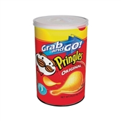 Pringles 84563 Potato Chips, 2.3 oz Can