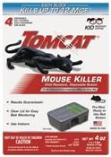Mouse Killer Disposable Sealed Bait Station 4 Pack