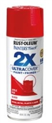 2X Painter's Touch Spray Paint Gloss Apple Red