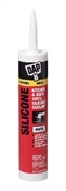 Kitchen/Bath Caulk White 10.1oz