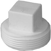 "PVC/DWV 1-1/2"" Clean Out Plug"