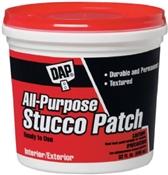 All-Purpose Stucco Patch 1 Quart
