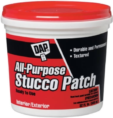 All-Purpose Stucco Patch 1 Quart