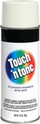 Touch N' Tone Spray Paint - Gloss White