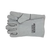 Commercial Welding Gloves, Gray