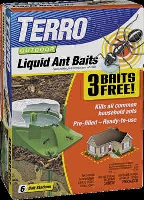 Terro T1806 Pre Filled Liquid Ant Bait