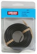 "30"" Black 16AWG Primary Wire"