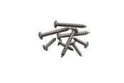 Shelf/Rod Mounting Screws, Chrome