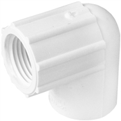 "1/2"" Sch 40 90° Female Elbow (Slip x FIP)"