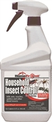 Bonide 10527 Long-Lasting Water-Based Household Insect Control, 1 Qt Can, White, Liquid