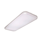 ETI 54649142 Ceiling Light, LED Lamp, 75 W, 120 VAC, 5500