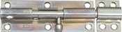 "6"" Heavy Duty Barrel Bolt, Zinc"
