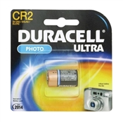 Duracell Ultra Lithium Battery, 3 V, Manganese Dioxide