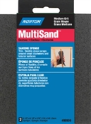 Contour Sanding Sponge Medium Grit