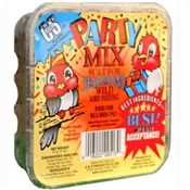 11OZ Party Mix Suet Cake