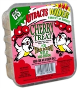 11.75 Cherry Treat Suet Cake