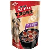 Alpo T-Bonz Porterhouse Meaty Dog Treats, 10 Oz.