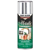 Specialty Silver Metallic Spray