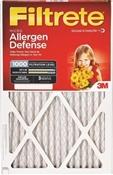 """18"""" X 30"""" X 1"""" Filtrete Allergen Defense Filter, Red"""