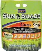 Bonide 60225 Sun & Shade Grass Seed 7Lb Bag
