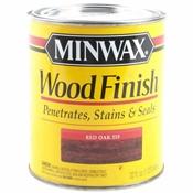 Wood Finish Oil Based Red Oak 1 Quart