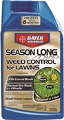 Bayer Advanced 704050B 2-In-1 Concentrate Weed Control, 24 Fl-Oz, Spray Container, White, Liquid