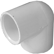 "1"" 90 Elbow Schedule 40 PVC"