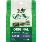 Greenies Large Dog Treat-Pak