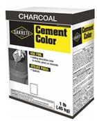 Cement Color Charcoal 1 LB