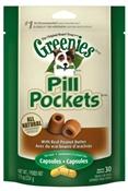 Greenies Dog Pill Pocket Capsule, 7.9 Oz