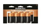 Alkaline Battery, D, Manganese Dioxide, 1.5 V