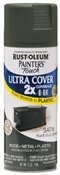 2X Painter's Touch Spray Paint Satin Hunter Club Green