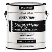 Simply Home Linen White Interior Wall Paint