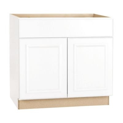 "36"" Base Cabinet RP White"