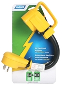"12"" 15A/30A Electric Adapter"