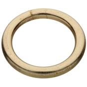 Rings #4X1-1/4In Brs