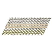 Hitachi 3 x .120 Full Round Head Brite Plastic Strip Framing Nails