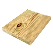 "2x12-8' (Actual: 1-1/2""x11-1/4"") #1 Ground Contact Treated Pine"