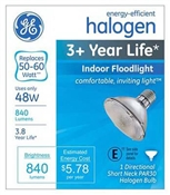 48 Watt Par30 Halogen Flood Bulb