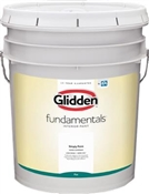 Grab-N-Go™ Glidden Fundamentals Flat White Interior Paint, 5 Gallon