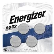 Energizer 2032BP-4 3V Lithium Batteries, 4 Pack