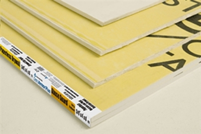 Shop 1 2 Quot 4x8 Densglass Gold Sheathing At Mccoy S