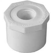 "1-1/2""x1/2"" Schedule 40 Reducing Bushing (Spigot x FIP)"