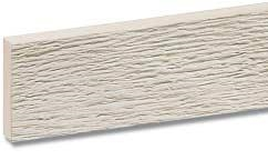 "3/4""x6""x12' HardieTrim Textured HLD Primed"