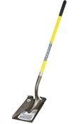 """48"""" Pro Fiberglass Long Handle Square Point Shovel"""