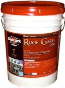 Roof-Gard 700 Elastromeric Roof Coating, White