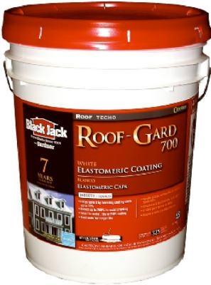 Shop Roof Gard 700 Elastromeric Roof Coating White At Mccoy S